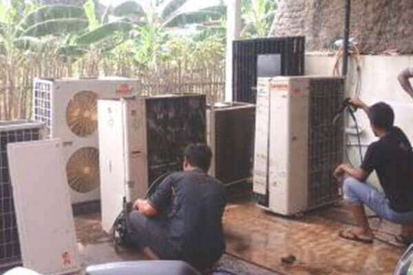 service ac standing